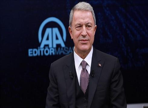 """وزير الدفاع التركي: نشر منصات """"إس 400"""" أكتوبر المقبل"""