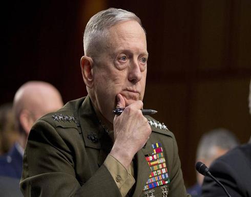ماتيس : الجيش الأميركي سيقيم نقاط مراقبة على الحدود السورية التركية