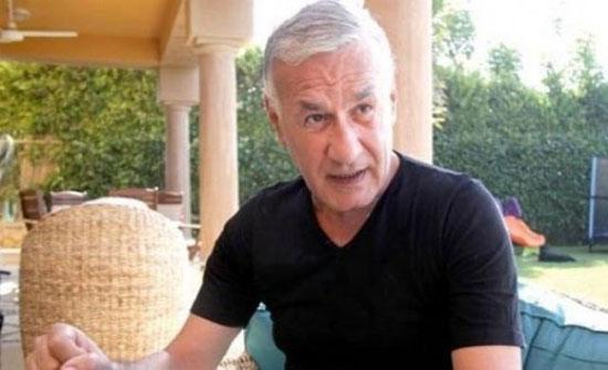 أبو عوف: دخلت مصحة للأمراض النفسية وهذه حقيقة وصيتي بحرق أفلامي بعد وفاتي