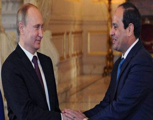 وزير النقل الروسي: مصر لم تبلغنا برفض وجود وفد أمني بصفة مستمرة في مطاراتها