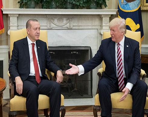 أردوغان يكشف سر تغريدات ترامب الغاضبة عن عملية نبع السلام