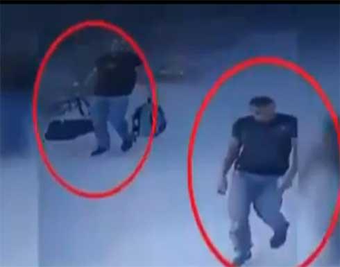 شاهد : أول فيديو لأسيرين فلسطينيين يتجولان بعد هروبهما من سجن جلبوع