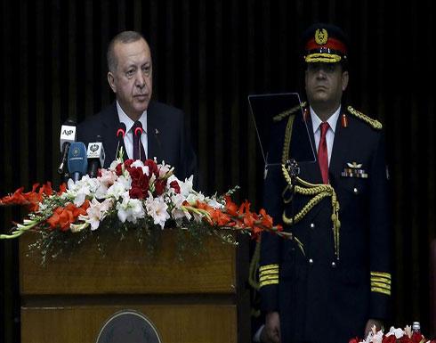 أردوغان: سندعم باكستان ضد الضغوط السياسية