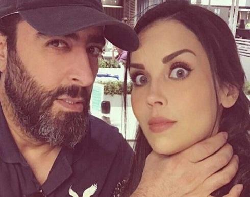 باسم ياخور ينتقم من سخرية زوجته رنا الحريري بطريقة غير متوقعة (شاهد الفيديو)