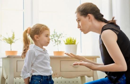 اكتشفي الطرق الصحيحة لعقاب طفلك!