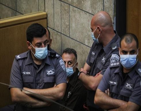 """الاحتلال يواصل عزل الأسير يعقوب قادري في """"ظروف كارثية"""""""