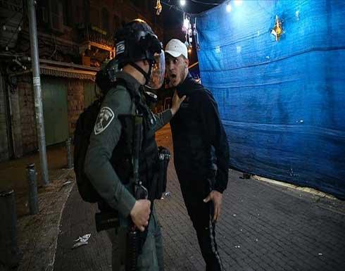 إصابة عشرات الفلسطينيين خلال مواجهات مع جيش إسرائيل بالضفة