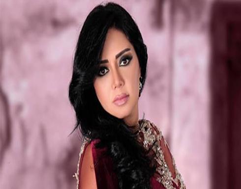شاهد : رانيا يوسف بملامح متعبة مع أحمد السقا