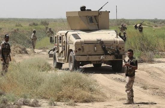 مقتل جندي عراقي بإحباط تسلل مسلحين من سوريا
