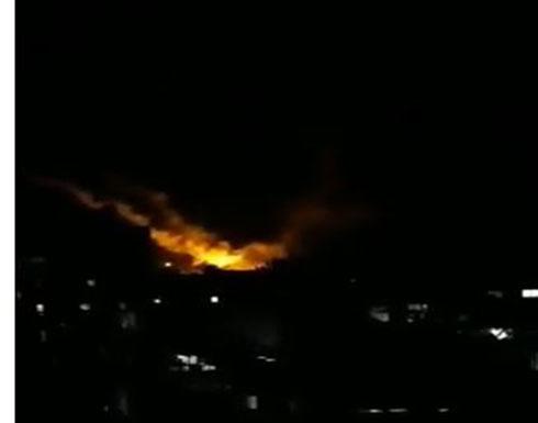 بالفيديو : المقاومة الفلسطينية توسع رقعة قصفها للمستوطنات الإسرائيلية