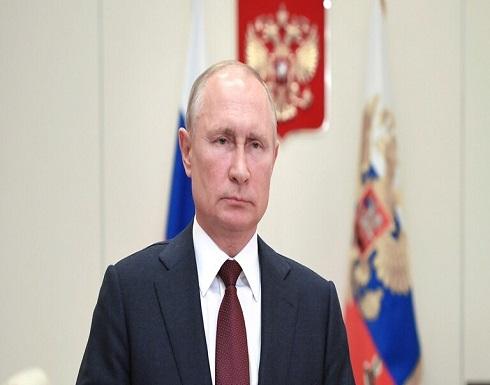بوتين : روسيا تمتلك قوة ردع نووية متقدمة جدا