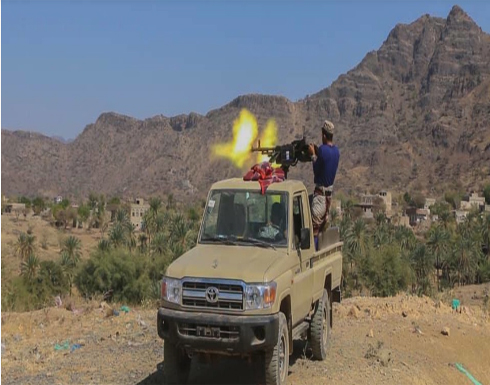 الجيش اليمني يحرر مواقع جديدة في صعدة.. ومقتل 10 حوثيين