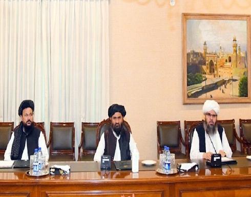 """وفد """"طالبان"""" يصل إلى قطر للتفاوض مع الحكومة الأفغانية"""