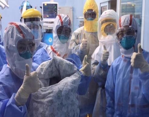الصين .. سيدة مصابة بكورونا تلد طفلا غير مصاب بالفيروس