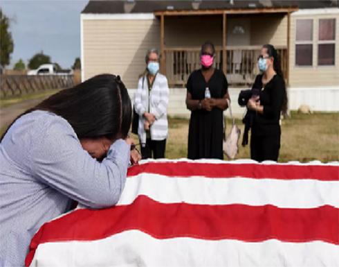 ضحايا كورونا بالولايات المتحدة تجاوزوا نصف مليون قتيل