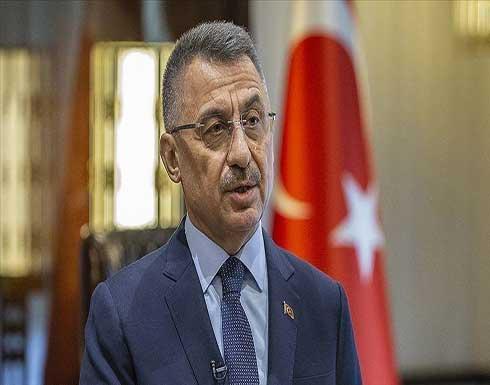 تركيا : على قبرص الرومية التخلي عن رؤية نفسها صاحب الجزيرة الوحيد