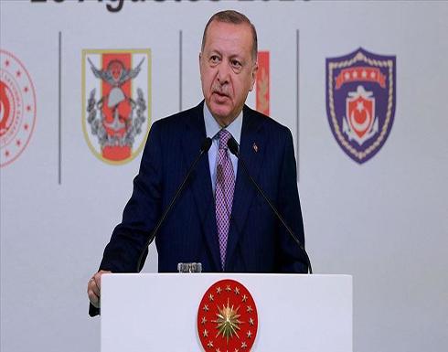 أردوغان: تركيا ستصبح منتجا رئيسيا في الصناعات الدفاعية