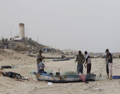 استشهاد صياد فلسطيني برصاص البحرية المصرية (صور)