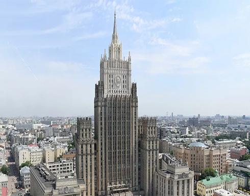 الخارجية الروسية: موسكو لن تسكت على تدخل شركات التكنولوجيا الأمريكية في الاحتجاجات