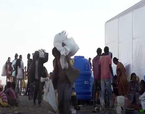 حكومة تيغراي: القوات الإريترية تعيق مرور المساعدات الغذائية في الإقليم وتنهبها