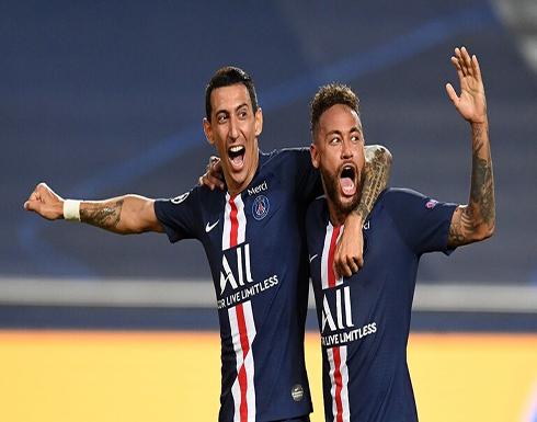 باريس سان جيرمان يفوز على لايبزيج ويبلغ نهائي الابطال لاول مرة  (فيديو)