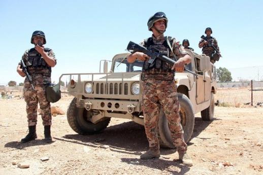 القبض على 5 متسللين من سورية وضبط مخدرات بحوزتهم