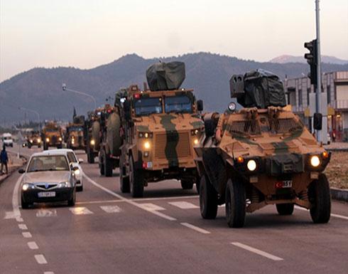مع تقدم قوات الأسد.. تعزيزات تركية لنقاط المراقبة بإدلب