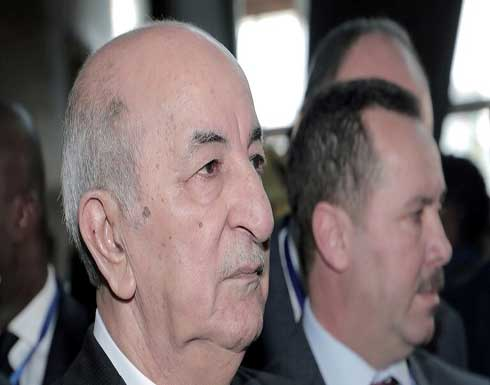 تبون: لا نقبل أي وساطة مع المغرب ورفضنا إدراجها في المؤتمر الوزاري لجامعة الدول العربية