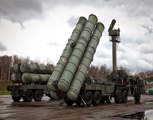 """روسيا تسلّم منظومة """"إس-400"""" الدفاعية لتركيا في 2019"""