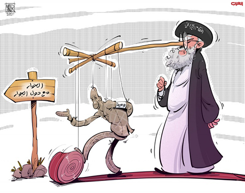 إيران ولعبة الوسيط للحوار مع دول الجوار