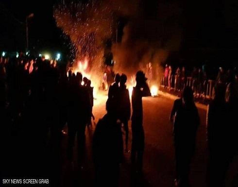 إحراق مقار حزبية وأمنية في ذي قار جنوبي العراق