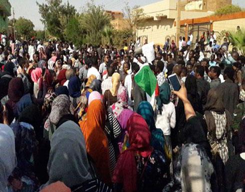 تجدد الاحتجاجات بعدد من أحياء الخرطوم
