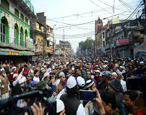 شاهد : تظاهرات جديدة ضد قانون الجنسية تهزّ الهند و20 قتيلا منذ بدء الاحتجاجات