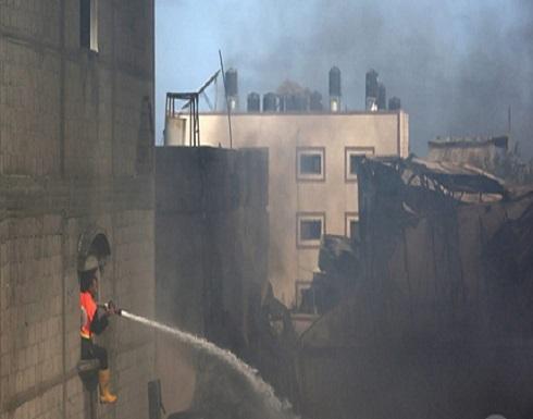 اغتيال قيادي بسرايا القدس وثلاثة شهداء في قصف قرب ميناء غزة