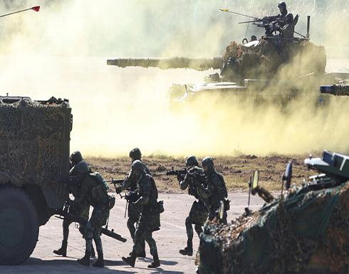 الصين والهند تعلنان إكمال سحب قواتهما من منطقة حدودية متنازع عليها