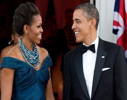 صورة من حفل زفاف ميشيل وباراك أوباما تثير إعجاب النشطاء