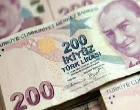 الليرة التركية تهوي إلى مستويات جديدة