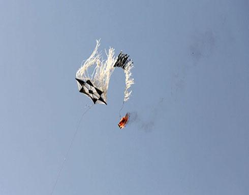 مخاوف اسرائيلية من انتقال  الطائرات الحارقة للضفة