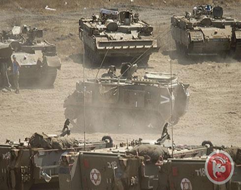 """مناورة اسرائيلية """"مفاجئة"""" عند حدود لبنان والجولان"""