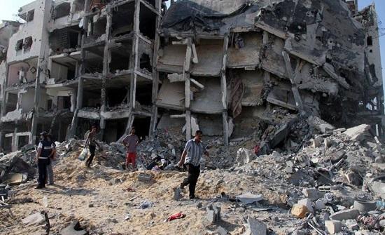 بيان أردني مصري فرنسي مشترك لتنسيق المساعدات الإنسانية إلى الأراضي الفلسطينية المحتلة وغزة
