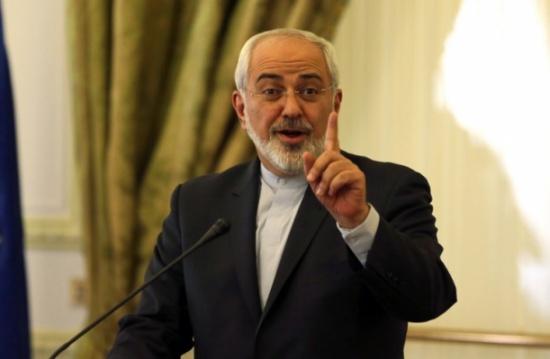 ظريف في رسالة لوزير الخارجية الاردني: ايران مستعدة لزيادة التعاون مع الأردن اقتصادياً