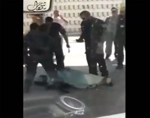فيديو يظهر استهداف قوات الاحتلال لفتاة فلسطينية في منطقة العفولة