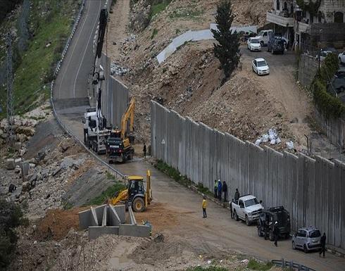 """تعيين الروسي ليونيد فرولوف مديرا لـ""""سجل الجدار الفاصل"""" بفلسطين"""