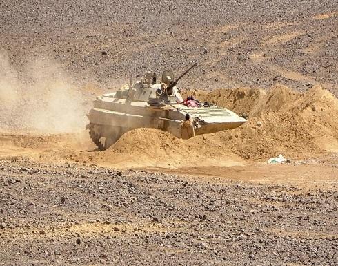 هجوم خاطف للجيش اليمني في مأرب.. والحوثي يتكبد خسائر