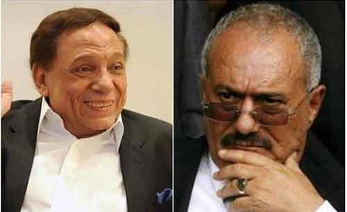 بالفيديو ..عادل إمام يكشف عن النكته التي أغضبت الرئيس علي عبد الله صالح.. ومن الذي أنقذه!
