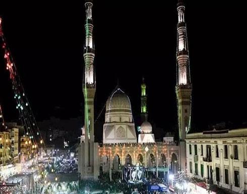 """هدم مسجد """"ولي صوفي"""" في مصر.. لانه يقف عائقا أمام مشروع !"""