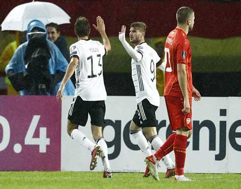"""ألمانيا أول المتأهلين لكأس العالم """"قطر 2022"""""""