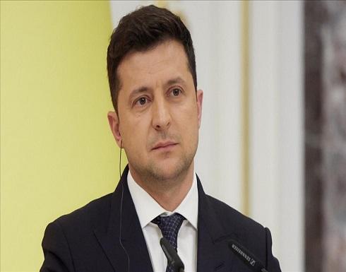 زيلينسكي: احتلال القرم ألقى بظلاله على نظام الأمن الدولي