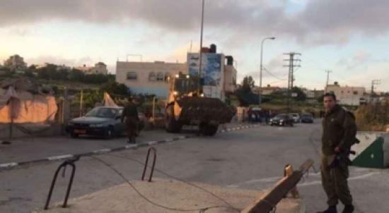 إصابة جنديين من الاحتلال بعملية دهس في الخليل