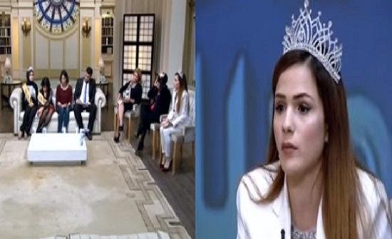 بالفيديو.. ملكة جمال العرب: مسئولو المسابقة وضعوا كاميرات مراقبة بغرف نوم البنات